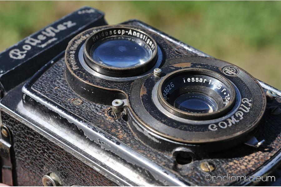 Rolleiflex 620 – один из 4926 произведенных