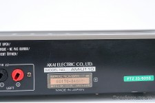 AKAI amplifier & tuner AM-U110 and AT-K110