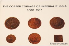 The Copper Coinage of Imperial Russia 1700-1917, B. F. Brekke, Sweden