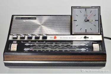 ITT Schaub-Lorenz Clock-Radio – приемник, часы и будильник