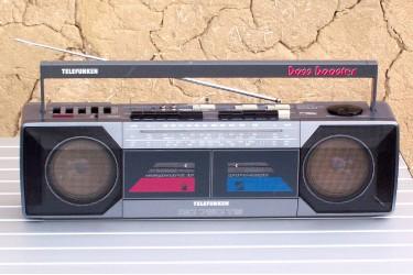 Telefunken RC 760 TS – супер бас, AUX, APD Sound, встроенный микрофон