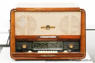 Tube radios of the USSR