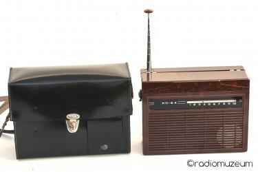 Радиоприёмник МП-64 «синичка» (видео)