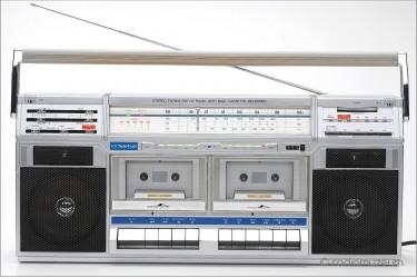 Radio cassette recorders